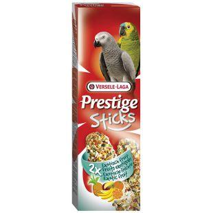 VERSELE LAGA Prestige Sticks Gardėsiai Didžiosioms Papūgoms su egzotiniais vaisiais 2 vnt.