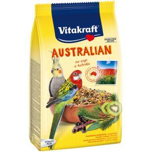 VITAKRAFT MR Australian Lesalas su eukaliptu vidutinėms papūgoms 750 g