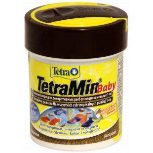 TETRA Tetra Min Baby Pašaras žuvytėms 66 ml