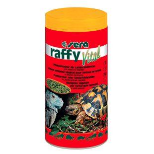 SERA Raffy vita Augalinis Pašaras sausumos ir žolėdžiams vėžliams 250 ml