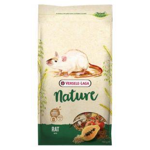 VERSELE LAGA Nature Rat Pašaras žiurkėms 700 g
