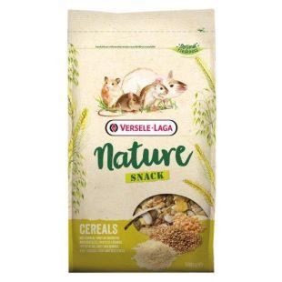 VERSELE LAGA Nature Snack papildas graužikams, visavertis Cereals, 500 g