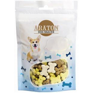 ARATON Puppy Treats Sausainiai šunims 100 g