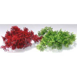 SYDEKO Tropical Moss Plastikinis augalas 8 cm