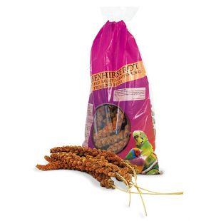 JR FARM Birds Spray Millet raudonųjų sorų kekės, 250 g