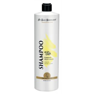 IV SAN BERNARD Traditional line lemon Šampūnas šunims ir katėms 500 ml