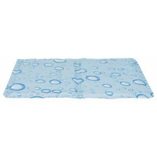 TRIXIE Vėsinantis kilimėlis šviesiai mėlynas 90x50 cm, XL