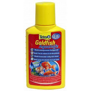 TETRA Goldfish AquaSafe Priemonė auksinių žuvyčių akvariumo priežiūrai, 100 ml 100 ml