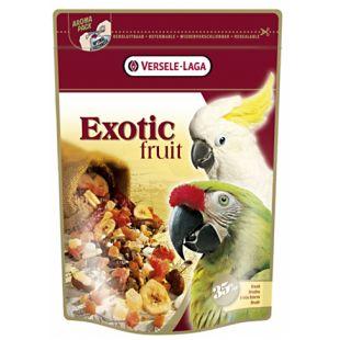 VERSELE LAGA Prestige Premium Exotic fruit Lesalas didelėms papūgoms su tropiniais vaisiais 600 g
