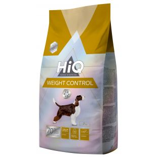 HIQ Weight Control Sausas pašaras šunims 7 kg