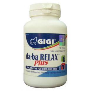 GIGI Da-ba Relax Plus 30 tab