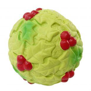 HIPPIE PET Red Berries Lateksinis žaislas šunims x 1