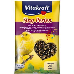 VITAKRAFT Sing Song Vitaminizuotos sėklos kanarėlių čiulbesiui 20 g