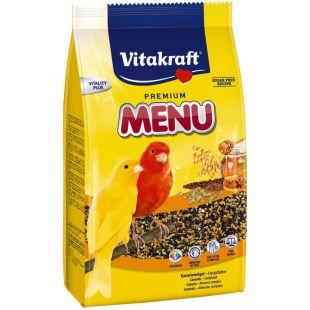 VITAKRAFT Menu Vital Honey Lesalas kanarėlėms 500 g