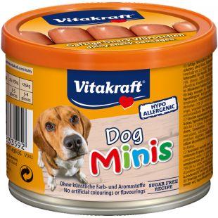 VITAKRAFT Dog Minis Konservuotos dešrelės 120 g