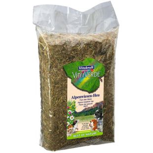 VITAKRAFT Hay Šienas graužikams 600 g