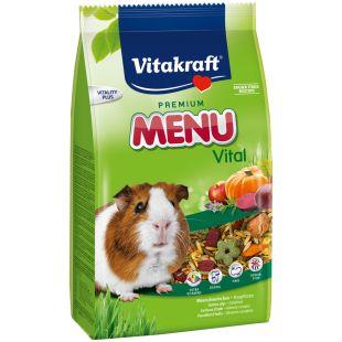 VITAKRAFT MR Menu gemuse Pašaras jūros kiaulytėms su daržovėmis 400 g