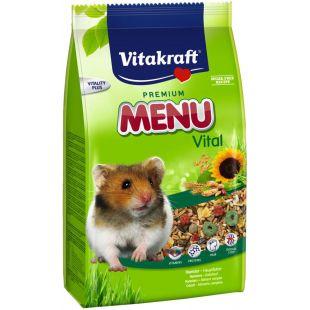 VITAKRAFT Menu Pašaras žiurkėnams 1 kg