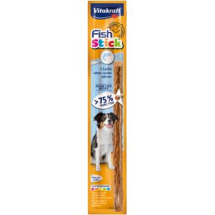 VITAKRAFT Fish Stick Šunims su lašiša 1 vnt.