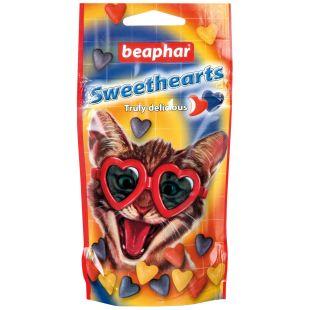 BEAPHAR Sweet Hearts Skanėstai katėms 150 vnt., 52.5 g