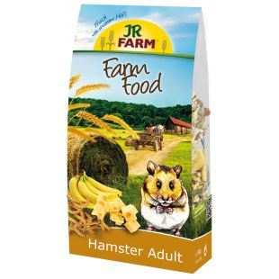 JR FARM Food Hamsters Adult Pašaras žiurkėms 500 g