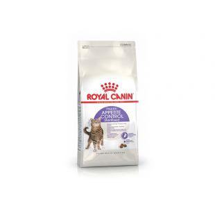 ROYAL CANIN Sterilised appetite control Pašaras katėms 2 kg