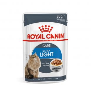 ROYAL CANIN ULTRA Light in jelly Konservuotas pašaras katėms 85 g