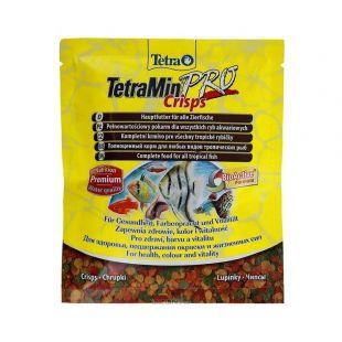 TETRA Min Crisps Pašaras visoms dekoratyvinėms žuvims 12 g