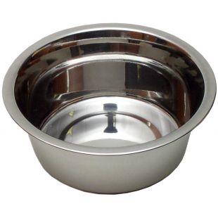 ANKURAS Dubenėlis šunims metalinis 0.9 l, 16.6 cm