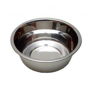 ANKURAS Dubenėlis šunims metalinis 1.8 l, 21 cm