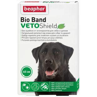 BEAPHAR Bio-band Plius Antiparazitinis antkaklis šunims 65 cm