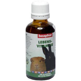 BEAPHAR Lebensvitamine Vitaminai graužikams 50 ml