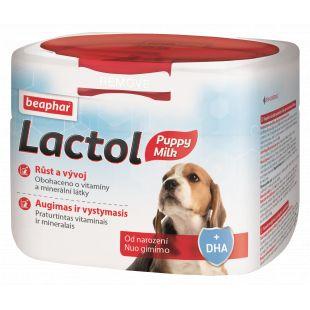 BEAPHAR Lactol Pieno pakaitalas šuniukams 250 g