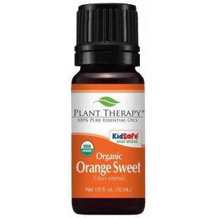 PLANT THERAPY Natūralus apelsinų eterinis aliejus 10 ml