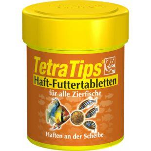 TETRA TetraTips Futtertabletten Pašaras visoms dek. žuvim 75 tbl.