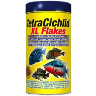 TETRA Tetra Cichlid Flakes XL Pašaras ciklidams 500 ml