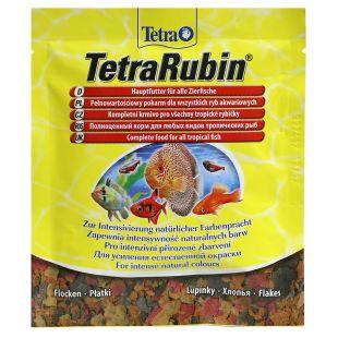 TETRA Rubin Pašaras žuvims ryškinantis spalvą 12 g