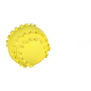 TRIXIE Žaislas šunims guminis cypiantis kamuoliukas 6 cm