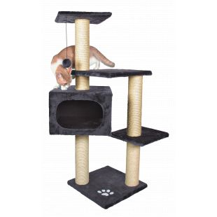 TRIXIE Palamos Draskyklė katėms pilkas, 109 cm
