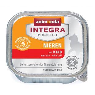 INTEGRA Integra Renal Konservuotas pašaras katėms su veršiena 100 g