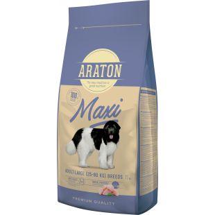 ARATON Adult maxi Pašaras suaugusiems šunims 15 kg