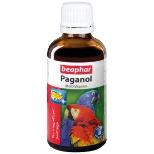 BEAPHAR Paganol Vitaminai paukščiams 50 ml