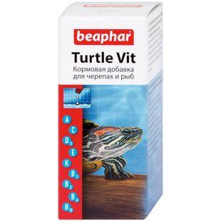 BEAPHAR Turtle vitamin vėžliams 20 ml