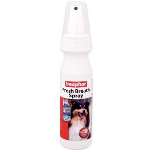 BEAPHAR Burnos kvapą gaivinantis purškiklis gyvūnams 150 ml