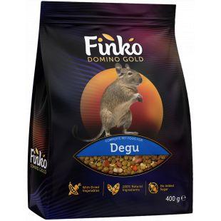 FINKO DOMINO GOLD Pašaras degu 400 g