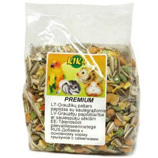 KIKA Premium Pašaro papildas graužikams 400 g