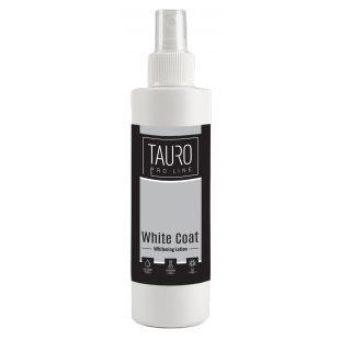 TAURO PRO LINE White Coat Whitening Losjonas šunims ir katėms, 150 ml