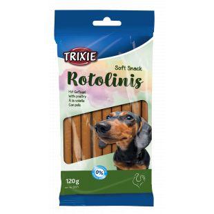 TRIXIE Esquisita Rotolinis Skanėstai šunims su paukštiena 12 vnt.