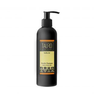 TAURO PRO LINE Healthy Coat KERATIN Šampūnas šunims ir katėms 250 ml