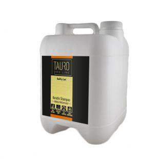 TAURO PRO LINE Healthy Coat KERATIN SHAMPOO šampūnas šunims ir katėms 5000 ml
